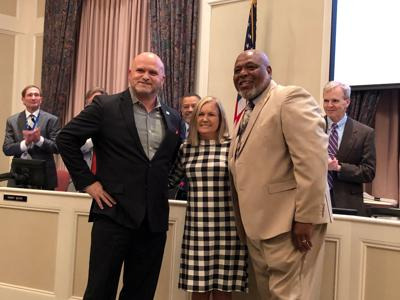 City recognizes Transit Director Kathy Shealy for 45 years of service