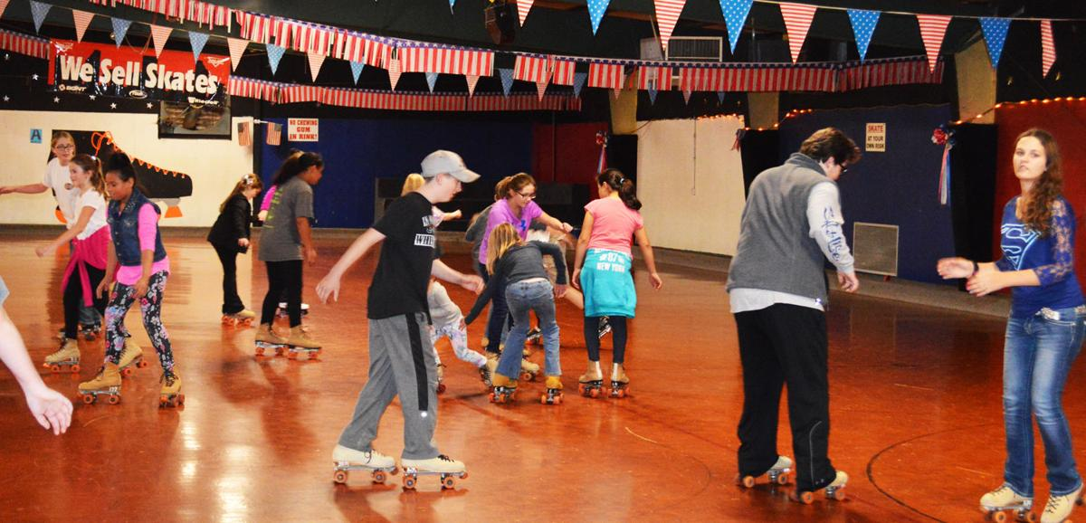 4-H Skating Party on Feb. 12 at B&B Skating Rink