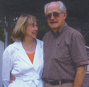 Benton L. Fletcher and Jo Ann Carroll Hurley married July 31