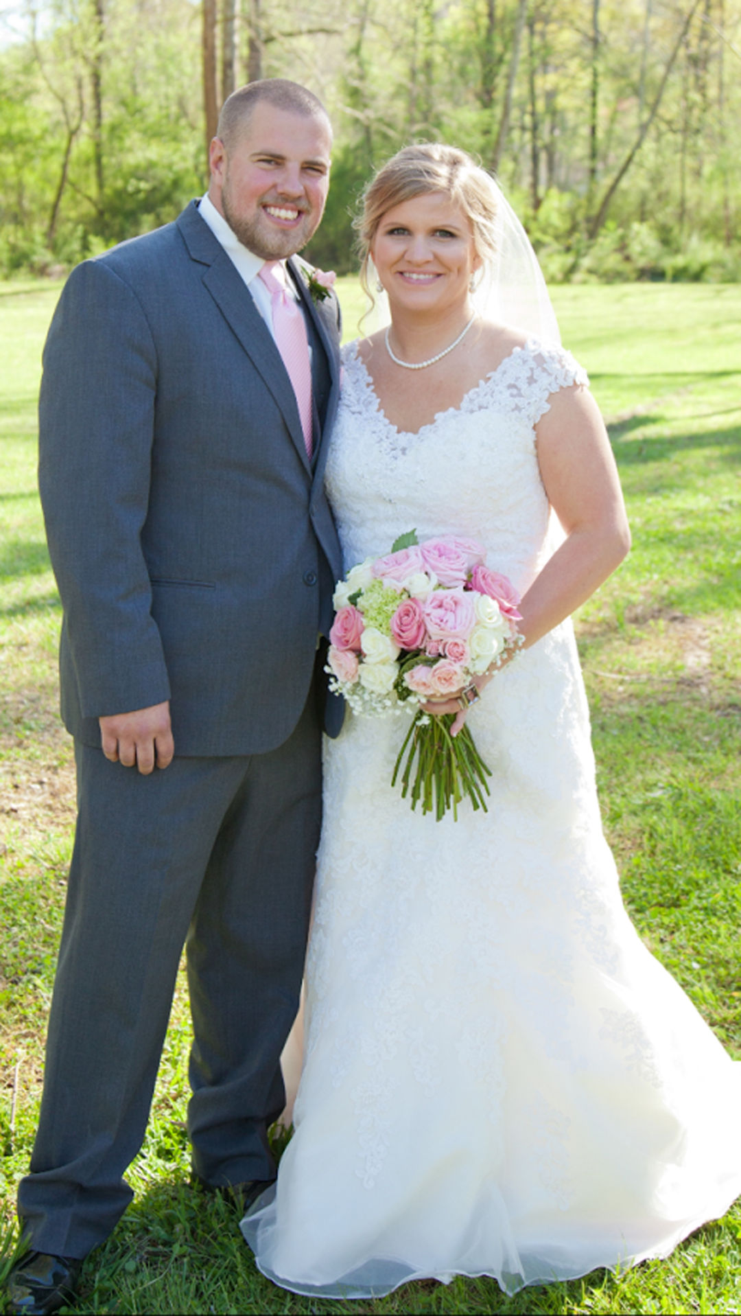 Mr. and Mrs. Cody Lee Dover