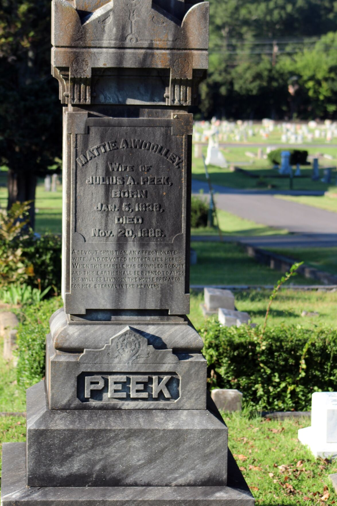 Historical society's cemetery tour provides link to the past