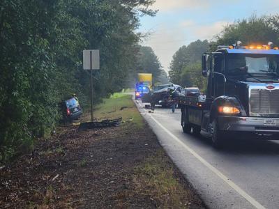 Fatal wreck on Ga. 101 in Silver Creek kills Rockmart man