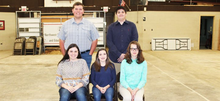 Gordon 4-H Poultry Judging Teams Win Area Competition; Seniors Go on to State Competition