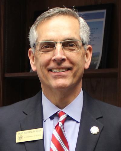 Brad Raffensperger, Georgia Secretary of State