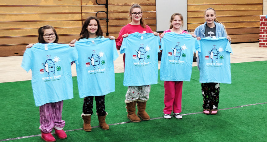 Annual 4-H Christmas Party serves up lots of cheer