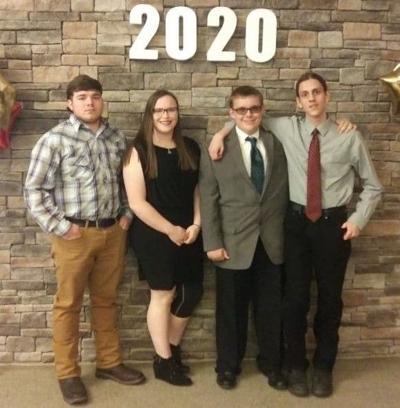 Polk County 4-H Class of 2020