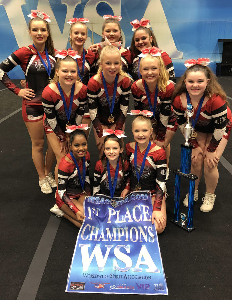 Hot Shots Junior Reign All-Stars