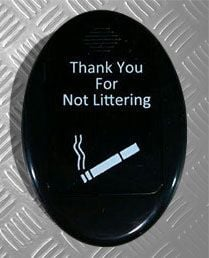 Keep Rome-Floyd Beautiful starts campaign to help limit cigarette littering in the county