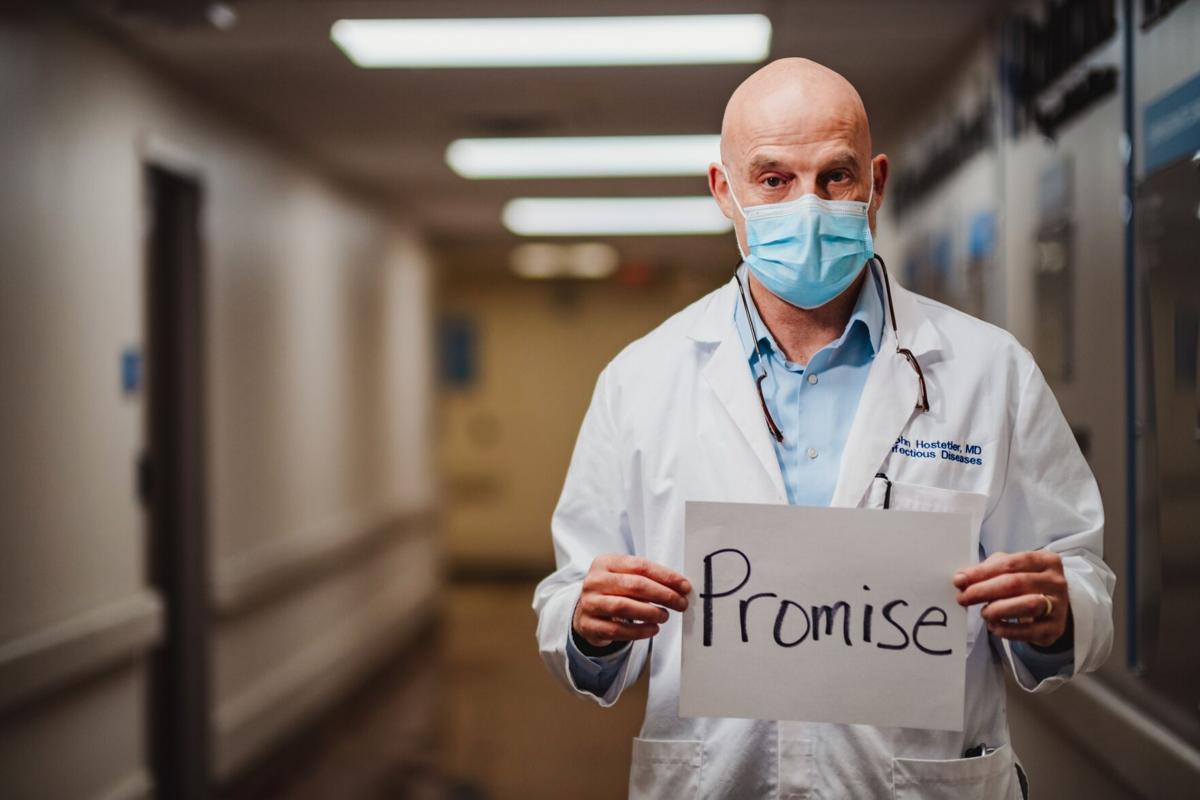Dr. John Hostetler, Harbin Clinic Infectious Disease & Travel Medicine