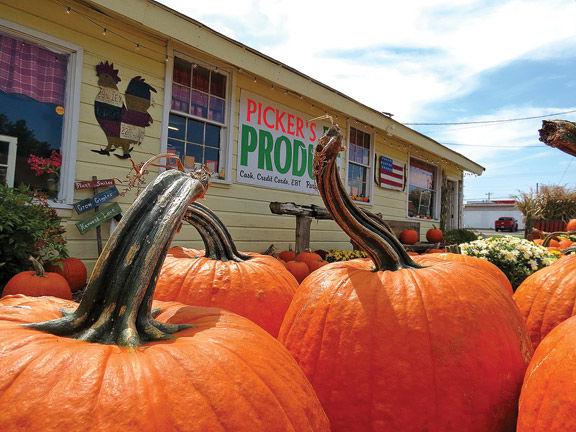 Picker's Produce in Fort Oglethorpe
