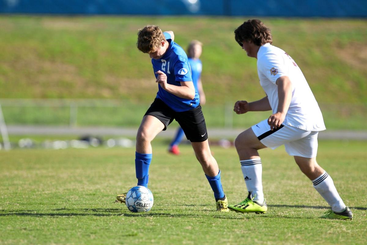 Armuchee's Grayson Perry vs. Crawford County