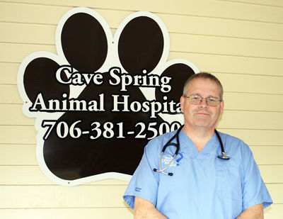 SMALL BUSINESS SNAPSHOT: CAVE SPRING ANIMAL HOSPITAL