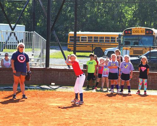 Calhoun Softball Camp