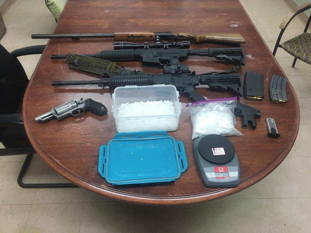 Police: Multi-county drug investigation seizes 4 pounds of meth, reported gang members arrested