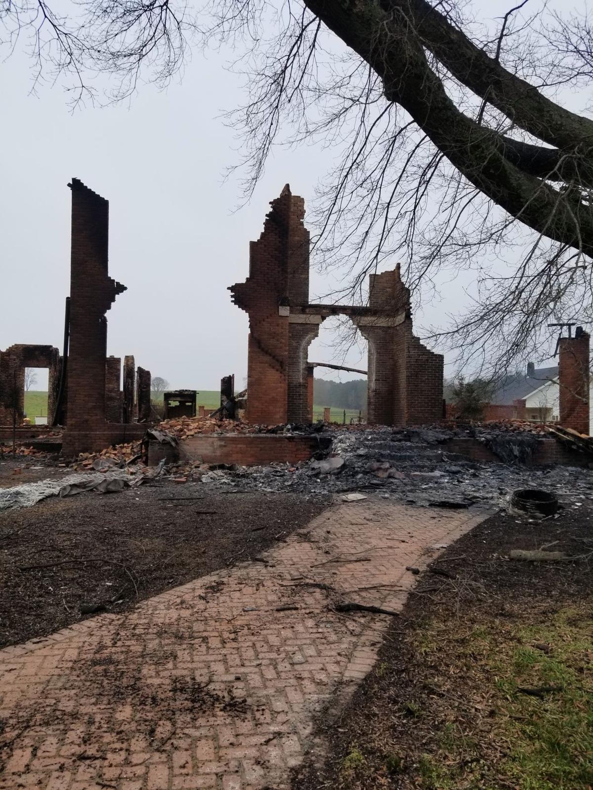 Craton Road arson investigation