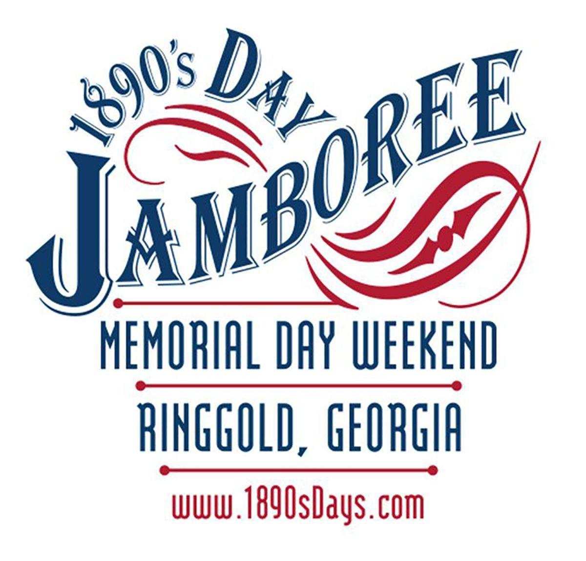 1890s Days Jamboree Logo