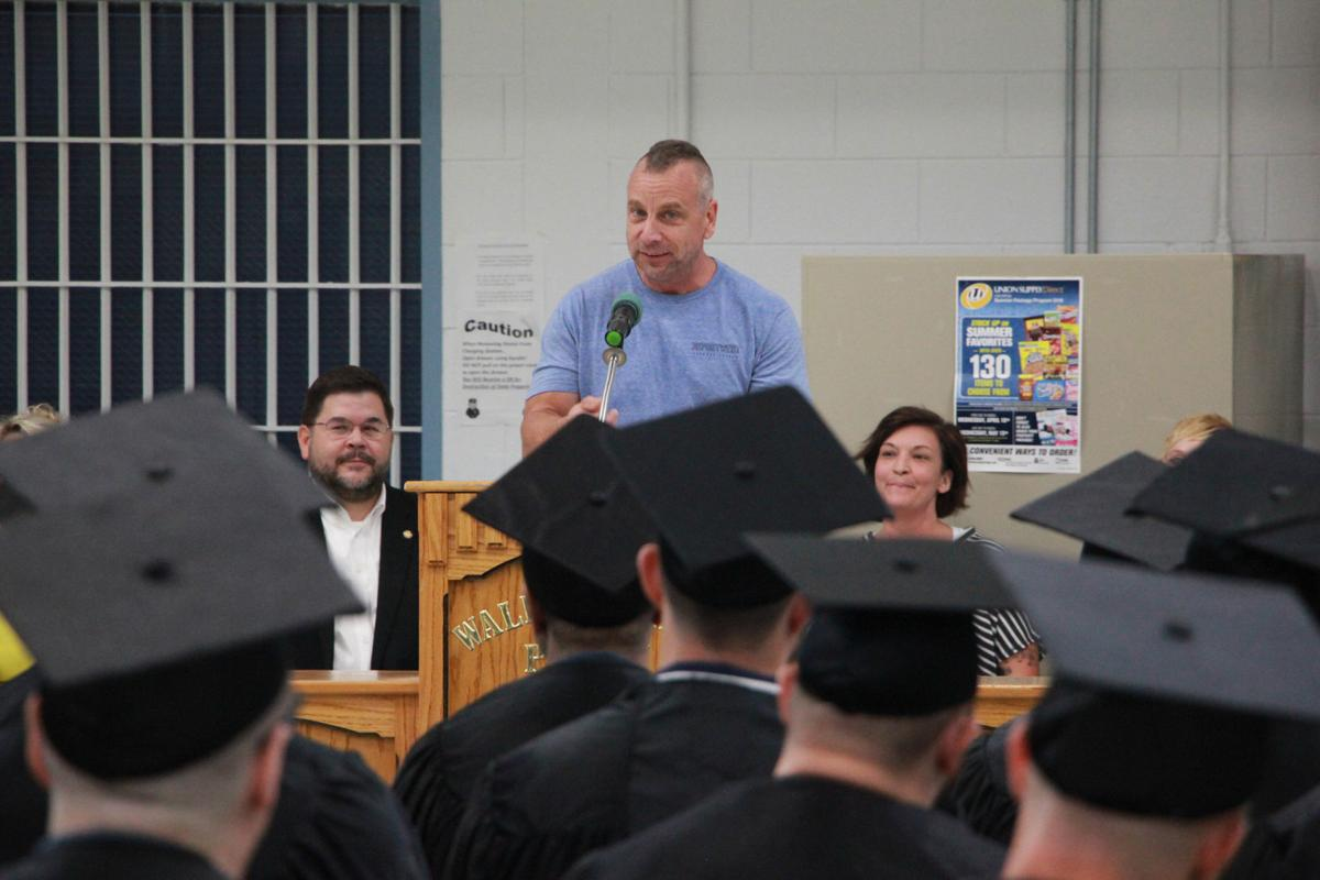 Walker State Prison 2019 Graduation Class