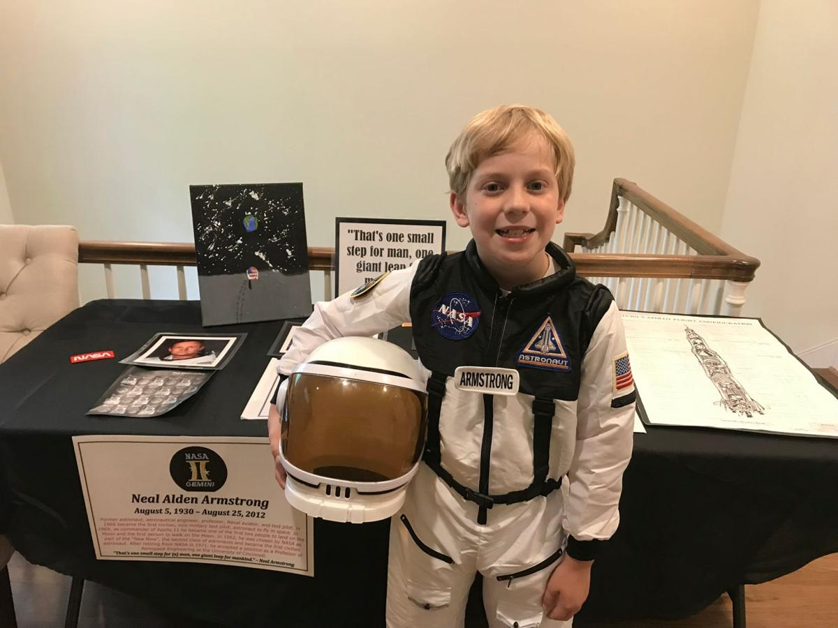 Annual Darlington third grade wax museum goes virtual