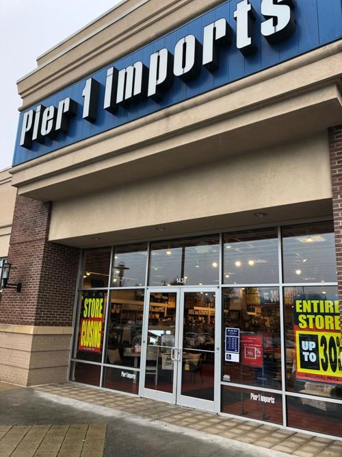 Pier 1 Imports Store In Rome Closing Business Northwestgeorgianews Com
