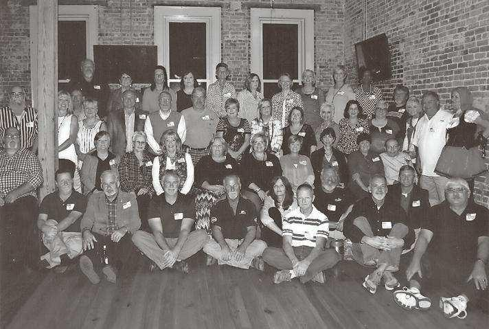 Coosa High School 1976 class reunion