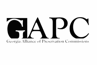 Georgia Alliance of Preservation Commissions logo