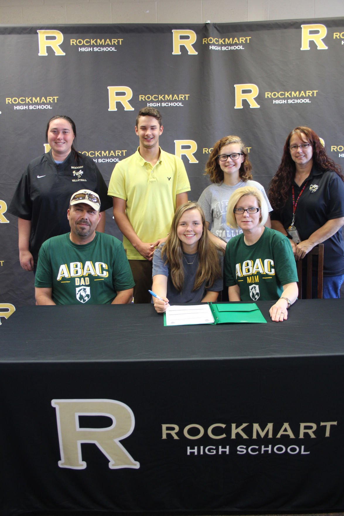 Gasho signs with ABAC soccer program