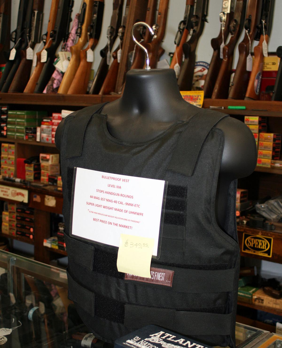 Tom's Gun Shop