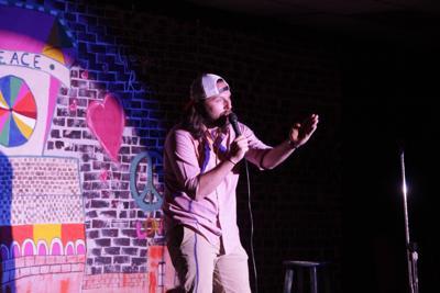 comedy night at RAD