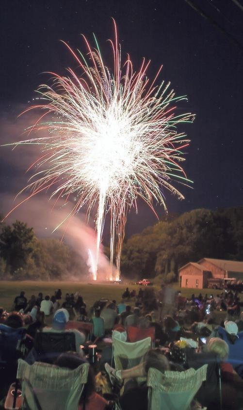 Here's places to find fireworks tonight and Thursday night