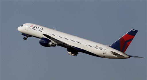Delta Airlines, Boeing 757