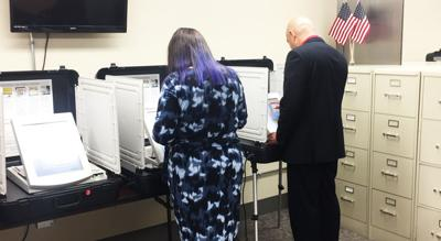 Election Day for General Primary is this Tuesday, May 22