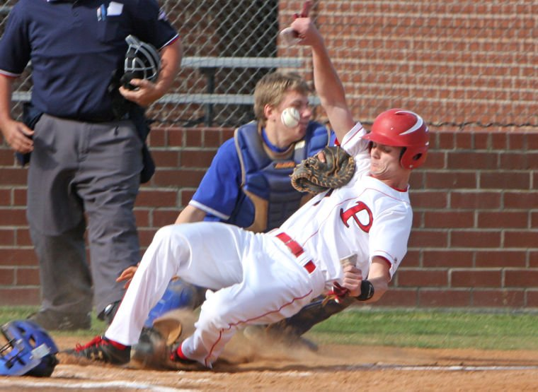 Baseball: Pepperell v. GC