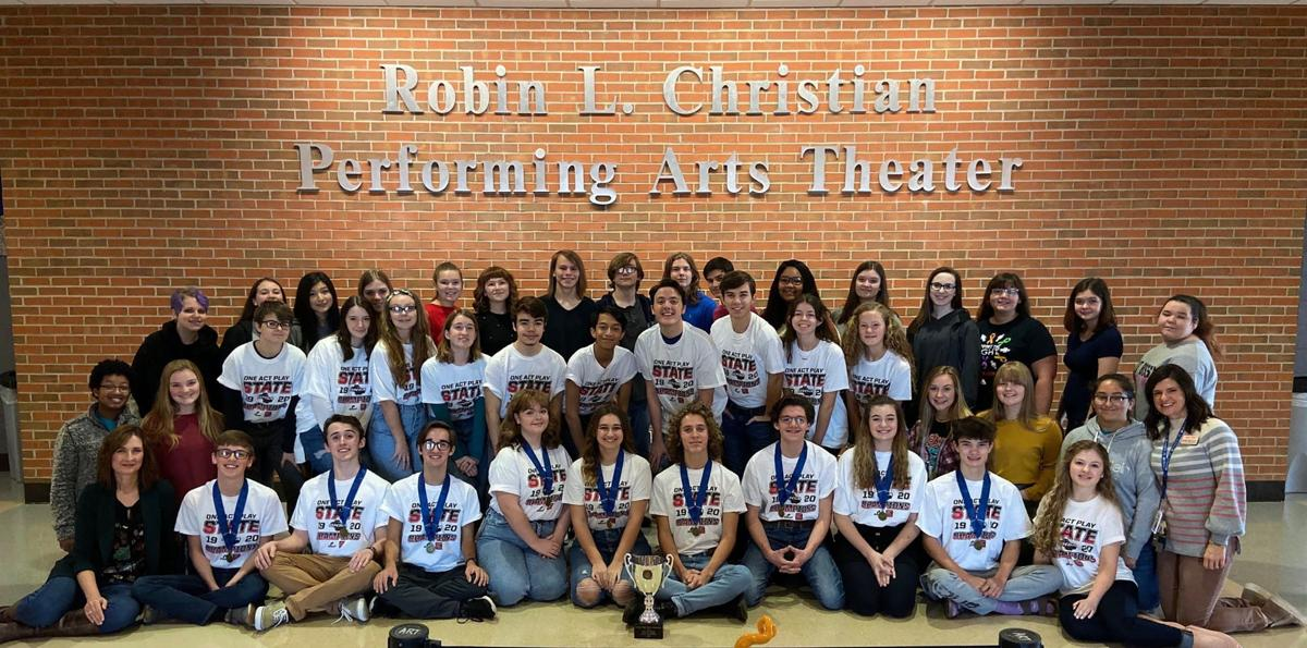 Ringgold High School Performing Arts Troupe 8715