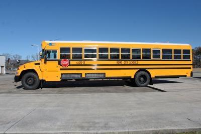 Rome school bus