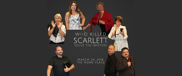 Annual VAC Murder Mystery Fundraiser set for March 24