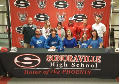 Sonoraville's Lockaby signs to play at Shorter