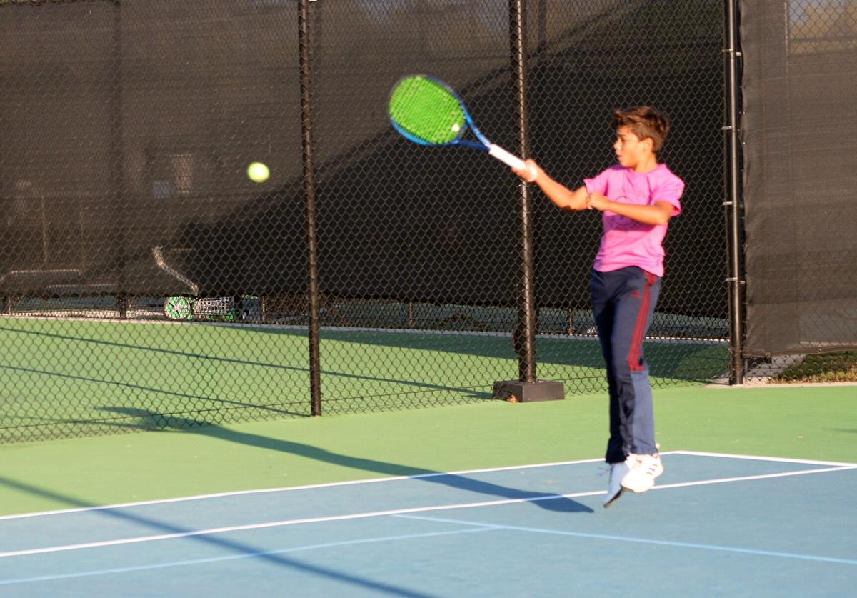 USTA Southern Closed 12 tournament