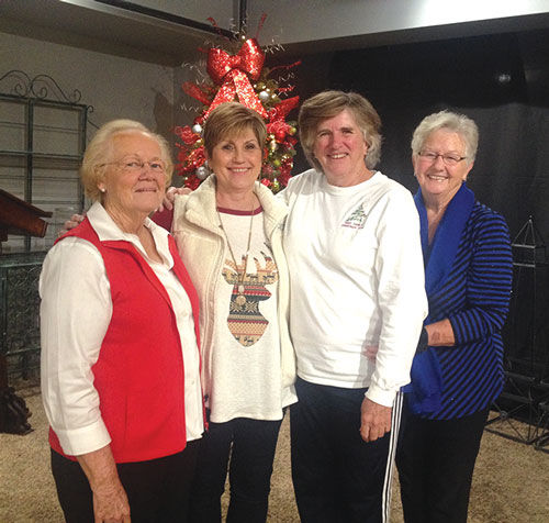 Ladies Golf League Winners