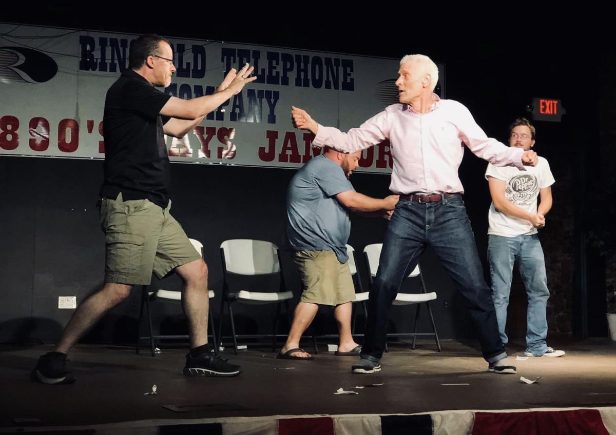 TRP Comedy Club