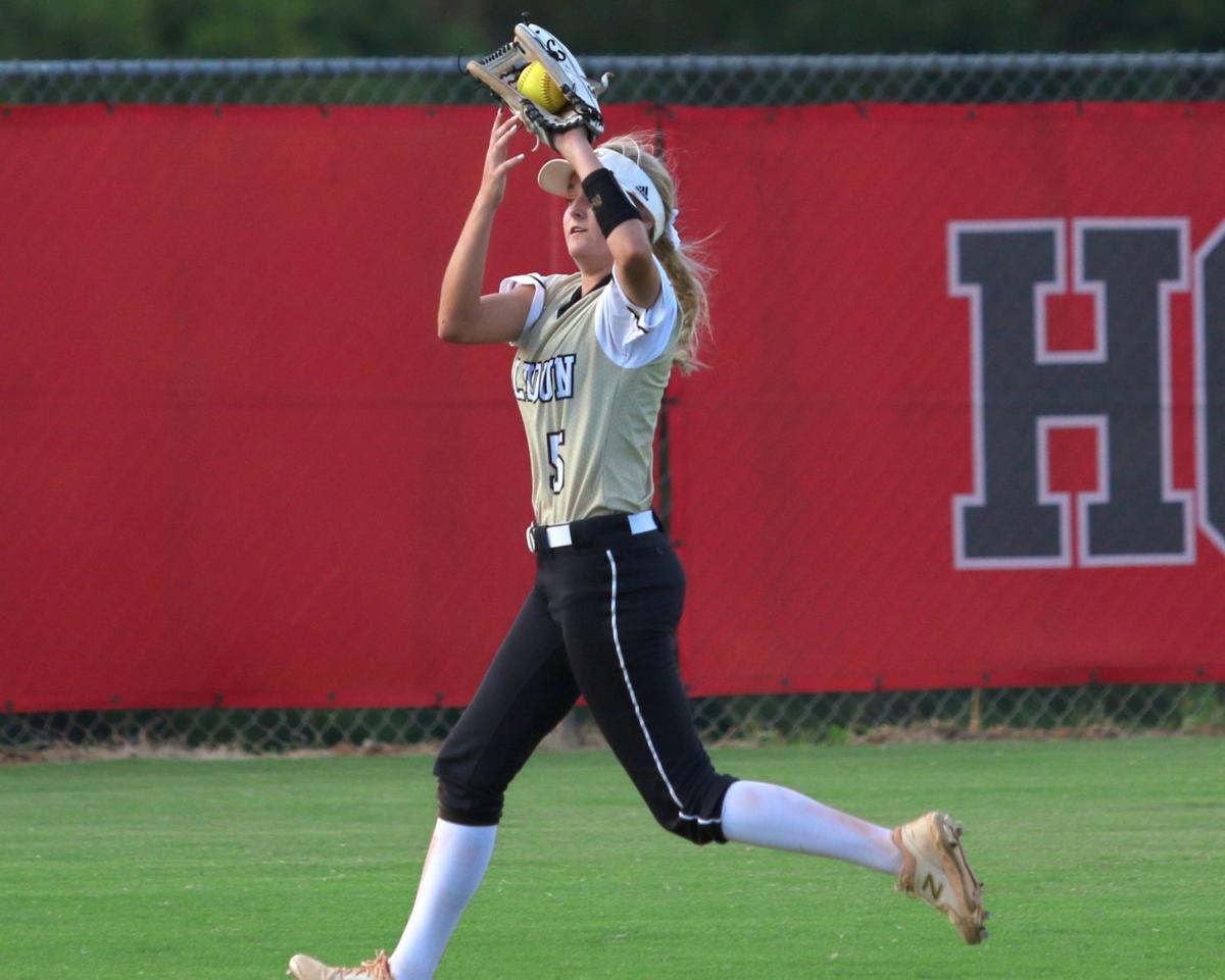 Calhoun Softball Carlie Henderson