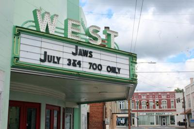 West Cinema reopening with classic 'Jaws' this weekend