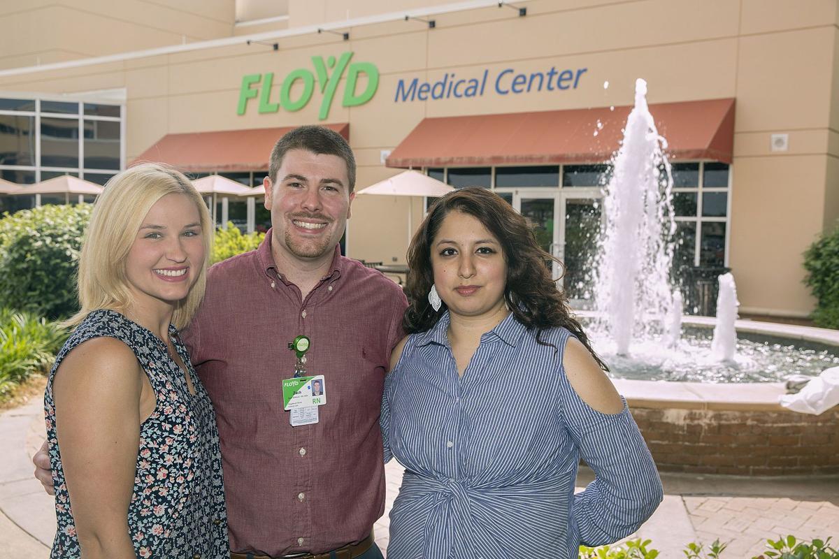 Who's Who: Floyd Nurses 5-13-18