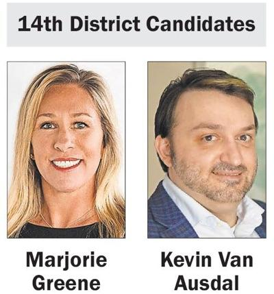 14th District Candidates