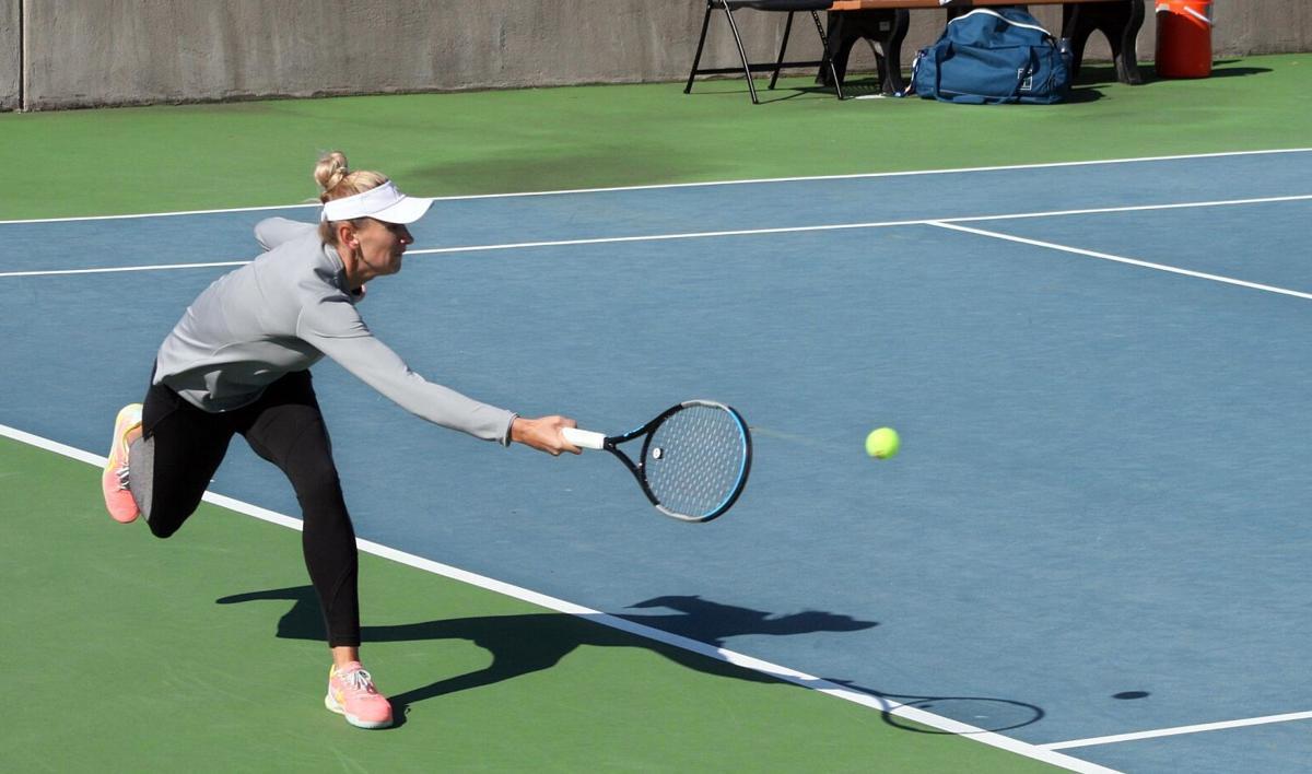 Georgia's Rome Tennis Open play continues through Sunday