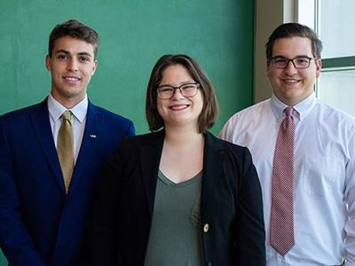 2019 Goldwater Scholars at UAB