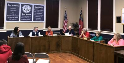 Chickamauga Board of Education