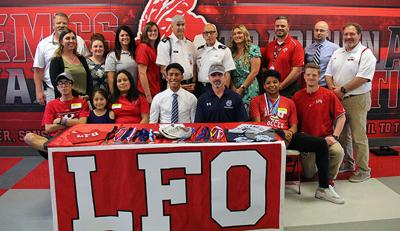 LFO's Martinez set to pick up the pace at Cleveland State