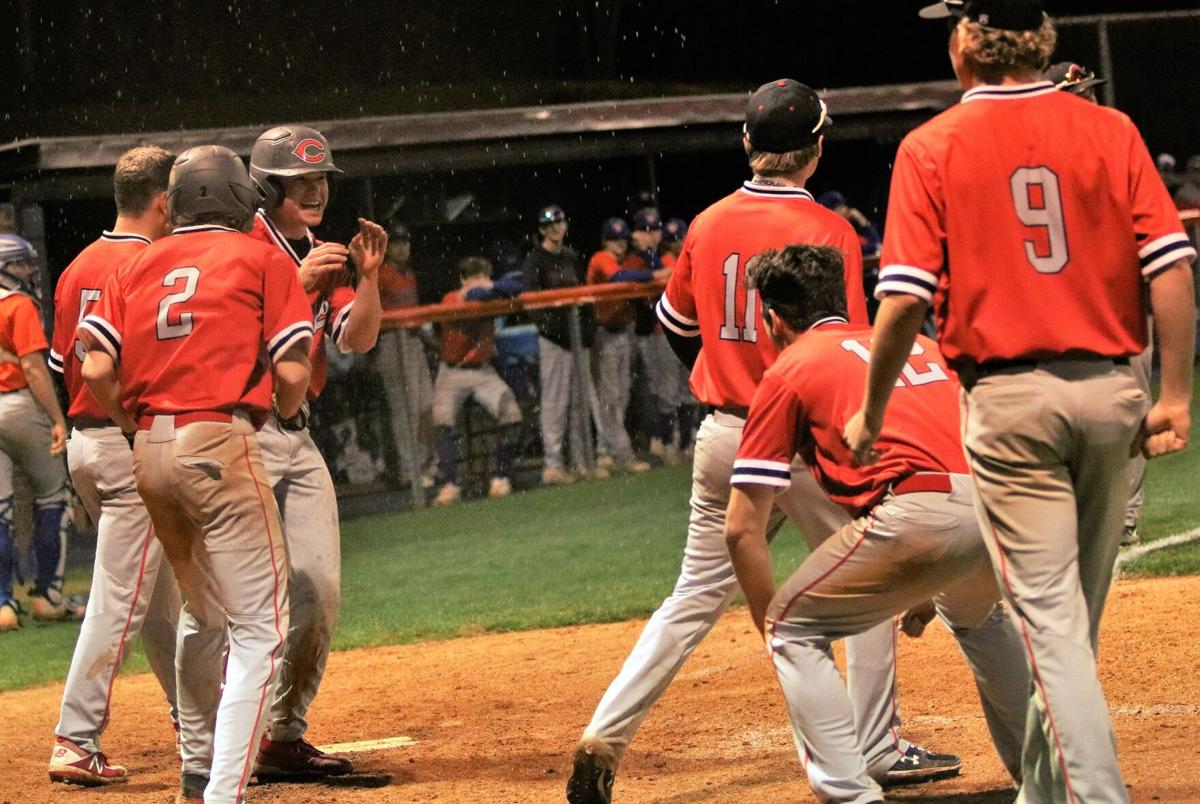Bulldogs get unconventional walk-off win to save region series sweep