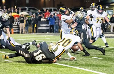 Baggett tackle