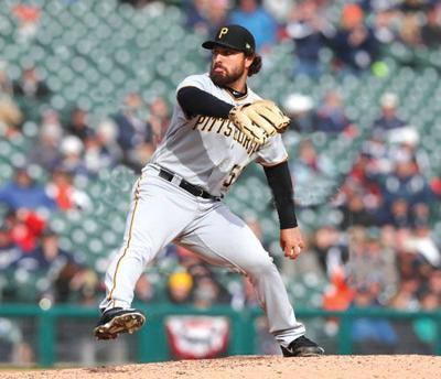 Pittsburgh's Josh Smoker